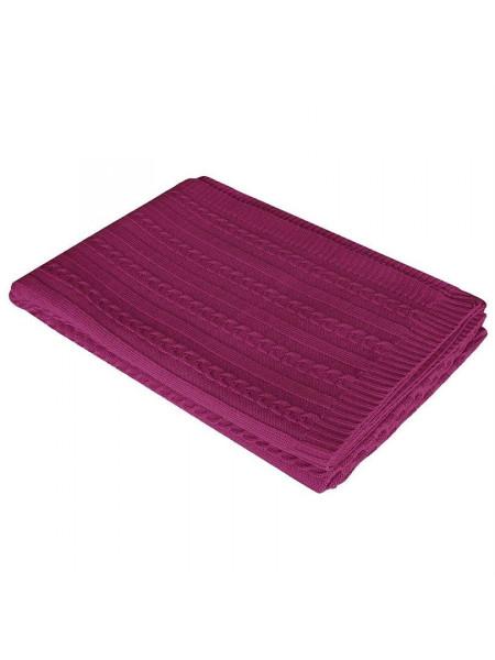 Плед Comfort, лиловый