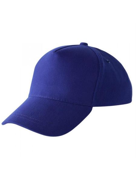 Бейсболка детская Unit Kids, синяя