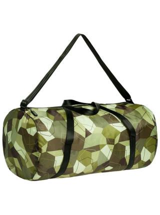 Складная спортивная сумка Gekko, хаки