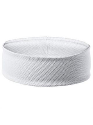 Охлаждающая спортивная повязка на голову Cool Head, белая