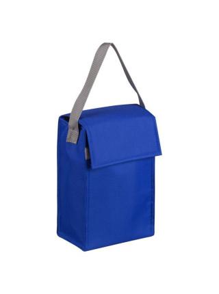Сумка холодильник Penguin, синяя