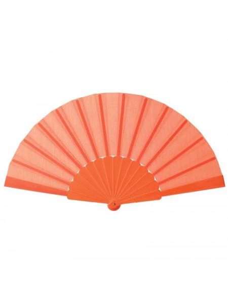 Складной веер «Фан-фан», оранжевый
