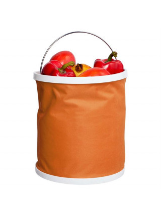 Складное ведро Ranger, оранжевое