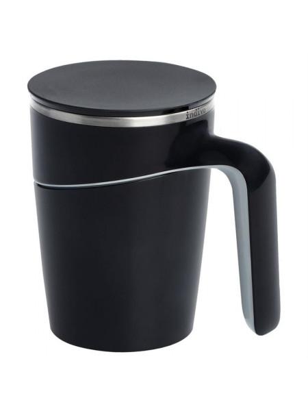 Термокружка fixMug 2.0, черная