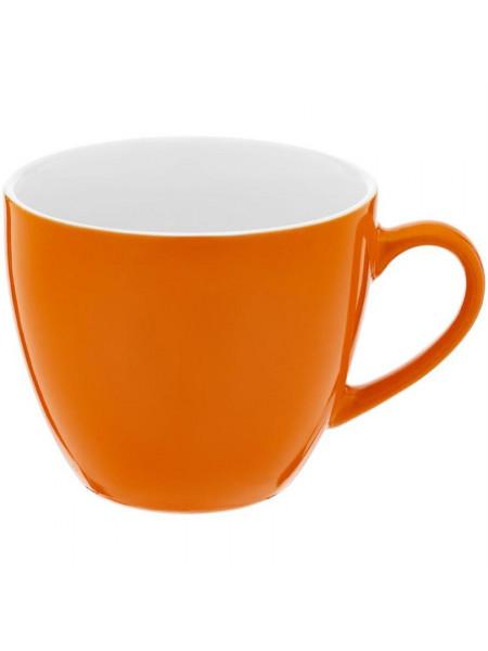 Кружка кофейная Refined, оранжевая