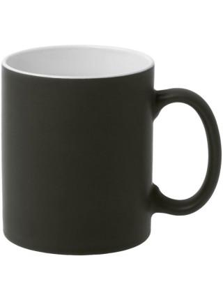 Кружка Promo матовая, темно-серая