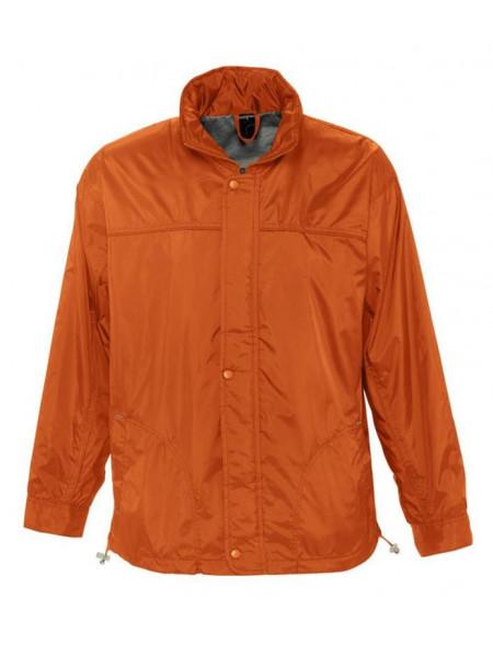 Ветровка мужская MISTRAL 210, оранжевая