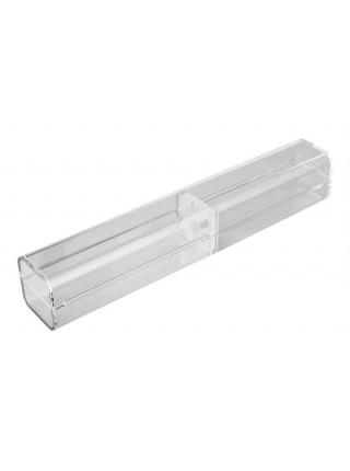 Футляр Crystal для 1 ручки, прозрачный