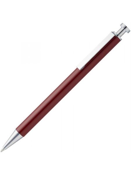 Ручка шариковая Attribute, коричневая