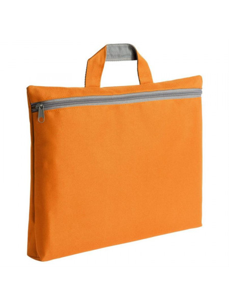 Сумка-папка SIMPLE, оранжевая