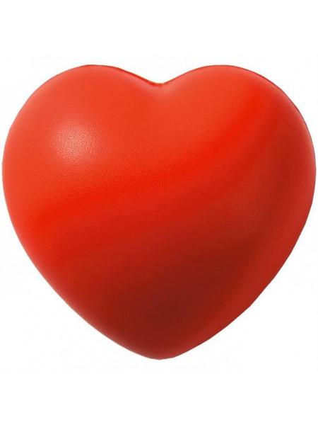 Антистресс «Сердце», красный