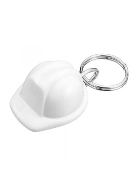 Брелок Helmet, белый