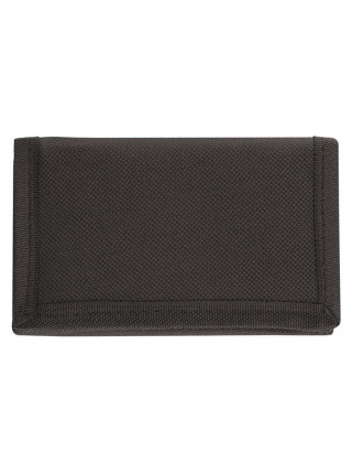 Бумажник на липучке, черный