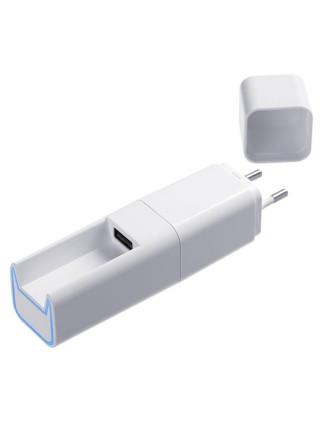 Внешний аккумулятор Urbanical Charger 1500 mAh, белый