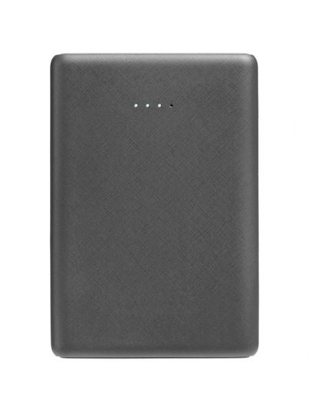 Внешний аккумулятор Uniscend Full Feel Color 5000 мАч, серый