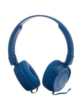 Наушники JBL T450, синие
