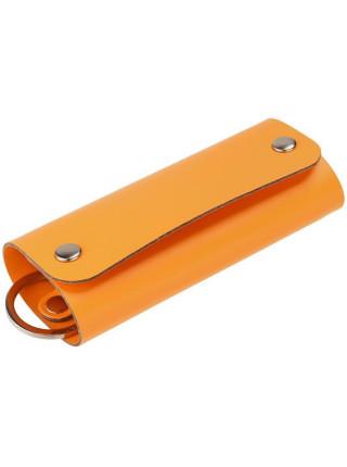 Ключница Salamander, оранжевая