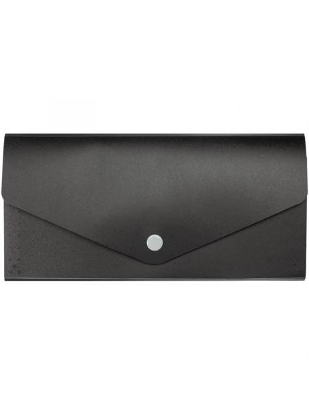 Органайзер для путешествий Envelope, черный с серым