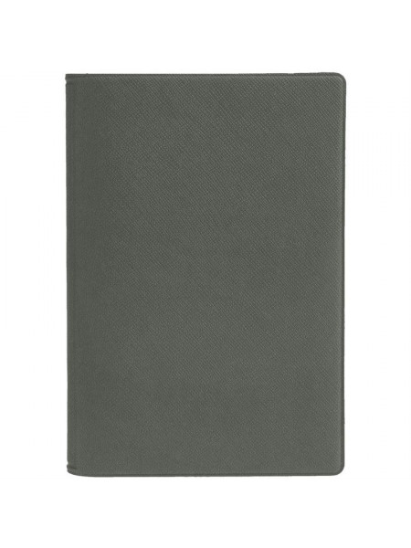Обложка для паспорта Devon, серая